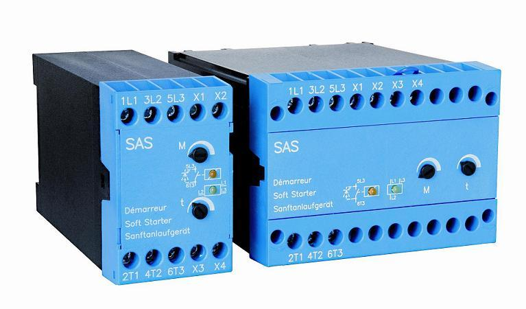 Peter Electronic Soft Starters